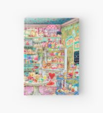 The Little Cake Shop Hardcover Journal