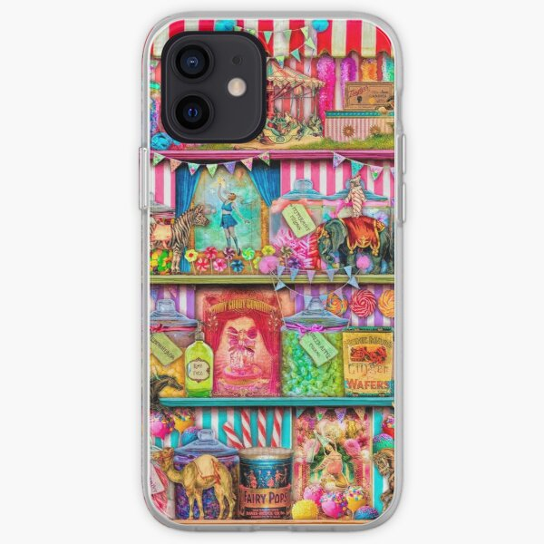 The Sweet Shoppe iPhone Soft Case