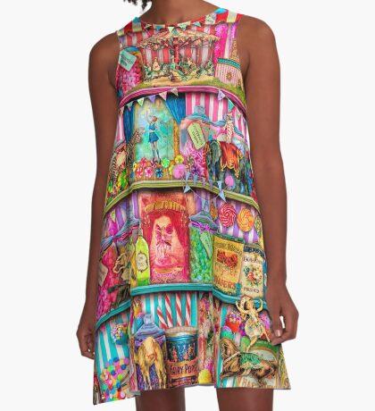 The Sweet Shoppe A-Line Dress