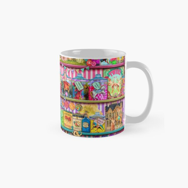 The Sweet Shoppe Classic Mug