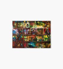 The Fantastic Voyage Art Board