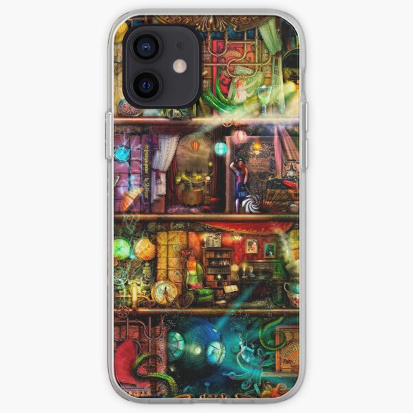 The Fantastic Voyage iPhone Soft Case