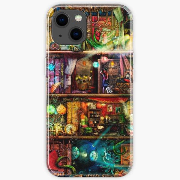 The Fantastic Voyage iPhone Soft Case