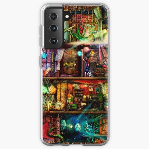 The Fantastic Voyage Samsung Galaxy Soft Case