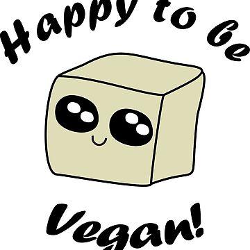 Happy to be Vegan! by benova