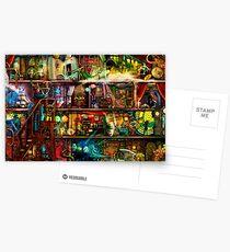 Die fantastische Reise Postkarten