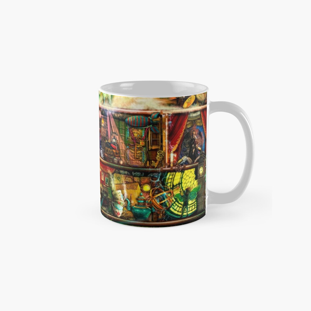 The Fantastic Voyage Classic Mug