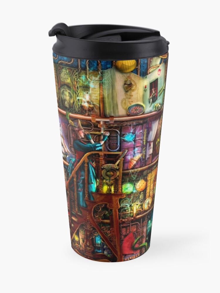 Alternate view of The Fantastic Voyage Travel Mug