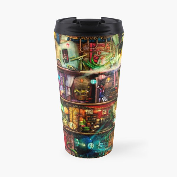 The Fantastic Voyage Travel Mug