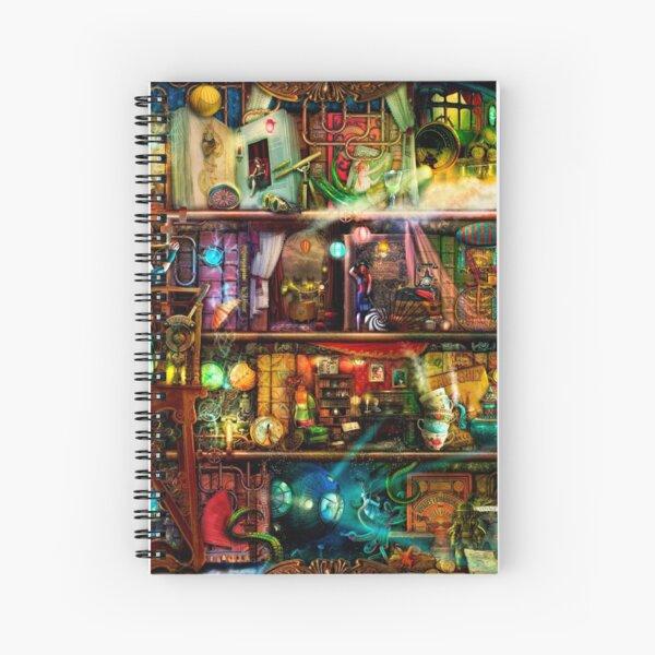 The Fantastic Voyage Spiral Notebook