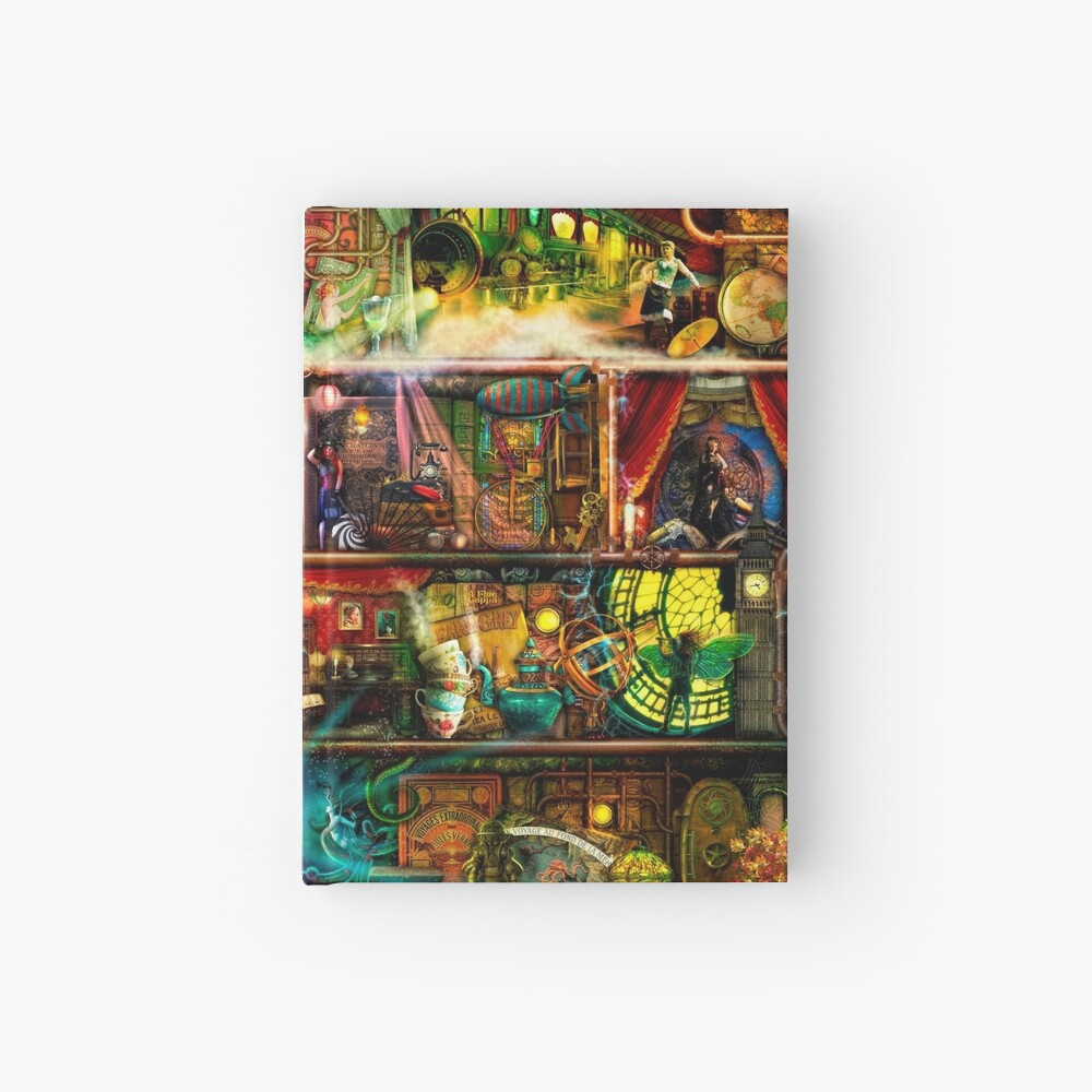 The Fantastic Voyage Hardcover Journal