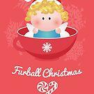 Furball - Jupiter Xmas by LorielDesign