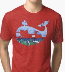 Marine adventure Tri-blend T-Shirt