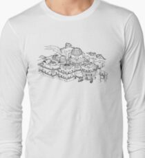 House of the Tyrant Long Sleeve T-Shirt
