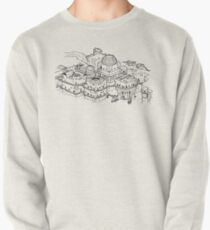 House of the Tyrant Pullover Sweatshirt