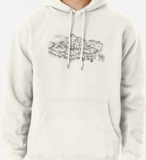 House of the Tyrant Pullover Hoodie