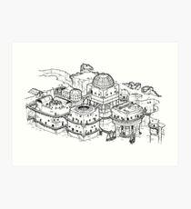 House of the Tyrant Art Print