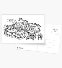 House of the Tyrant Postcards