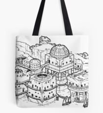 House of the Tyrant Tote Bag