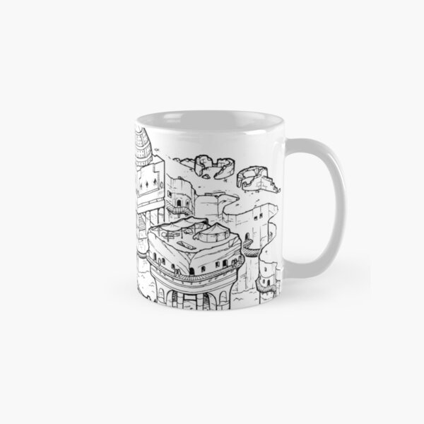 House of the Tyrant Classic Mug