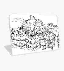 House of the Tyrant Laptop Skin