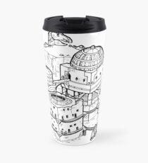 House of the Tyrant Travel Mug