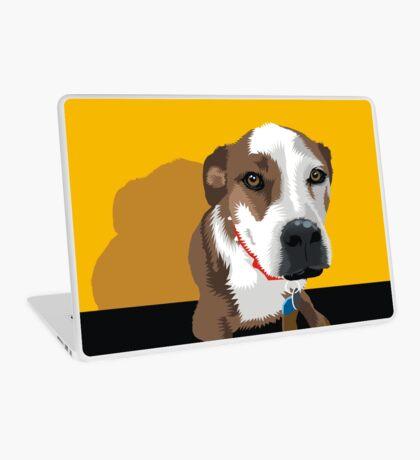 Polly the Wonder Dog Laptop Skin