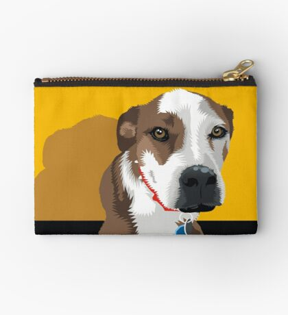 Polly the Wonder Dog Studio Pouch