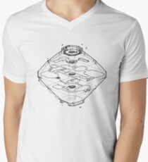 The Lantern of Wyv V-Neck T-Shirt