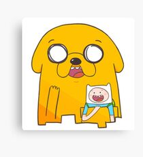 Adventure Time!!!! Canvas Print