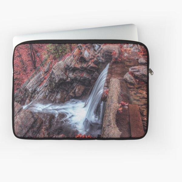 Falling Water Laptop Sleeve