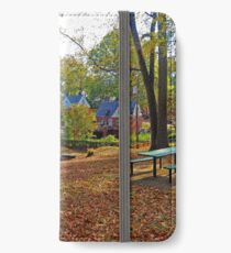 An American Suburb iPhone Wallet/Case/Skin
