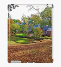 An American Suburb iPad Case/Skin