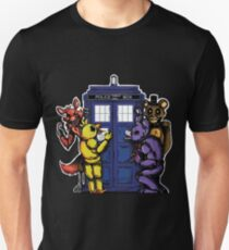 The Animatronics Have the Phone Box  Unisex T-Shirt