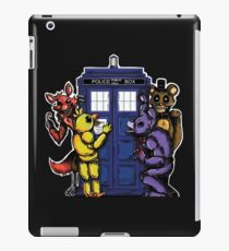 The Animatronics Have the Phone Box  iPad Case/Skin