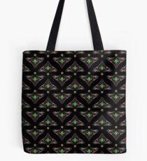 """Art deco print ornament """"Azimut"""" Tote Bag"""