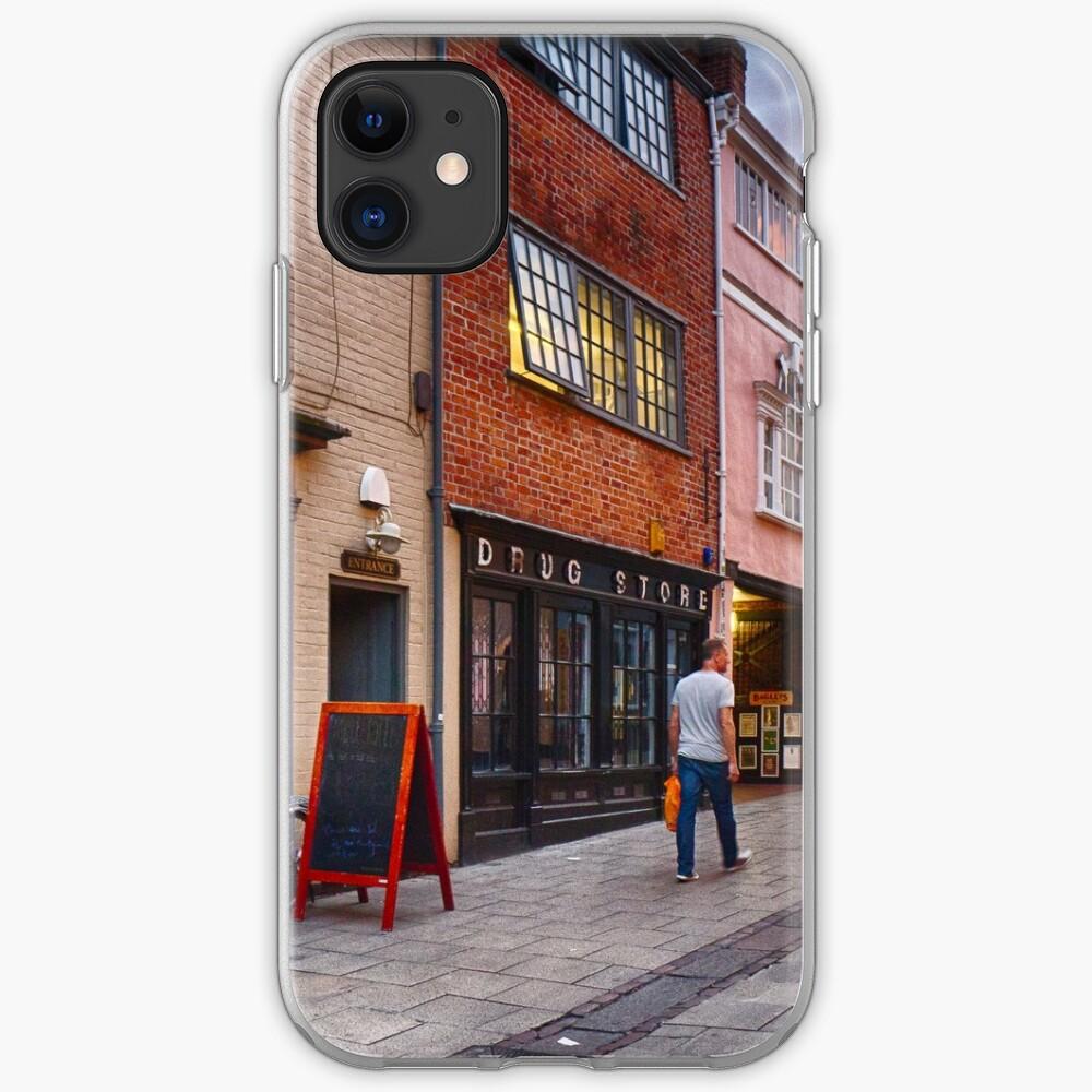 Pottering Along Pottergate iPhone Case & Cover