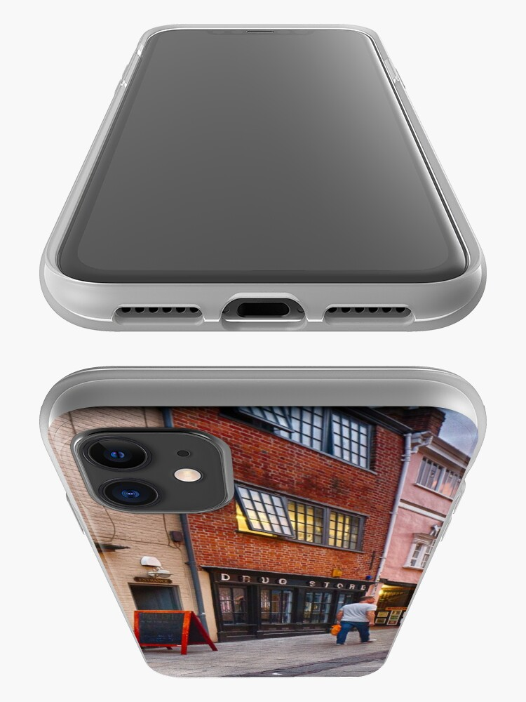 Alternate view of Pottering Along Pottergate iPhone Case & Cover