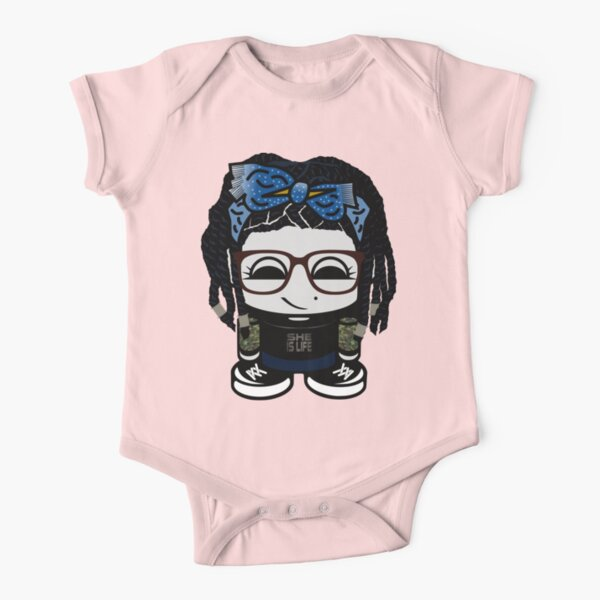 Ashes O'BOT 1.0 Short Sleeve Baby One-Piece