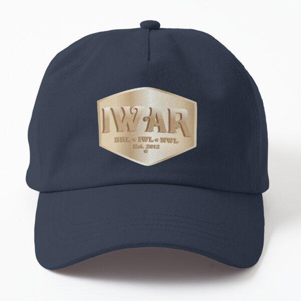 2021 IWAR Network logo Dad Hat