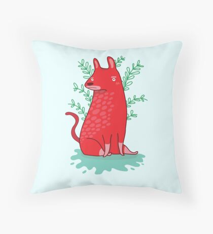 Big red Dog Coussin
