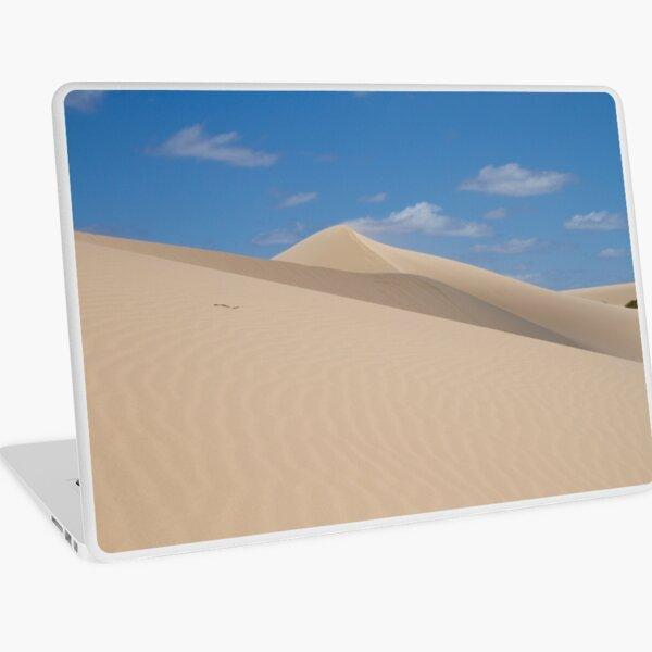 Dune climb Laptop Skin