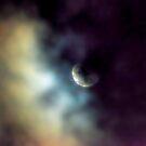 Shy Moon by Kenneth Haley
