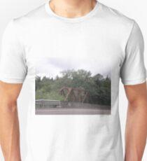 Rusted Train Trestle Unisex T-Shirt