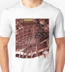 Melbourne nights - architecture -  Unisex T-Shirt