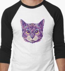 Cat Head (Color Version) T-Shirt
