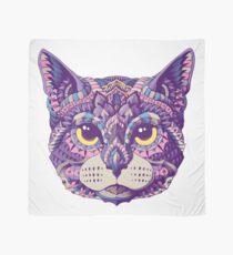 Cat Head (Color Version) Scarf