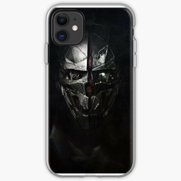 Dishonored 2 Mask iPhone Soft Case