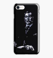 Sir Arthur Conan Doyle iPhone Case/Skin