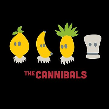 The Cannibals by emmaprew